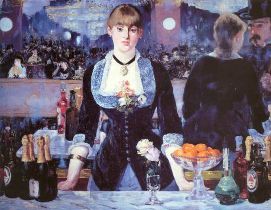 A Bar at the Folies Bergere