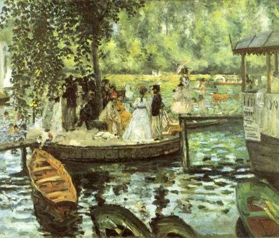 La Grenouille, 1869