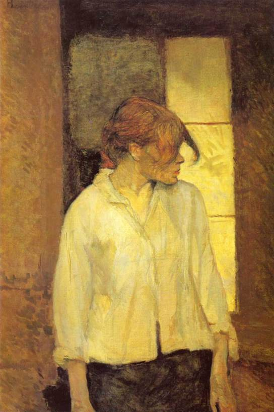 Toulouse-Lautrec, At Montrouge, 1886-1887