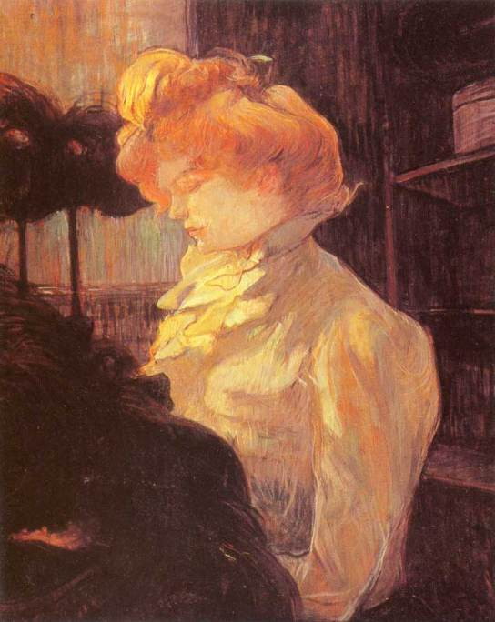 Toulouse-Lautrec, The Milliner, 1900