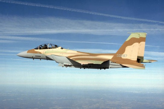 Israeli Air Force F-15I