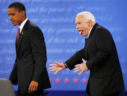 Senators Obama and McCain