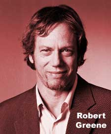 Author Robert Greene