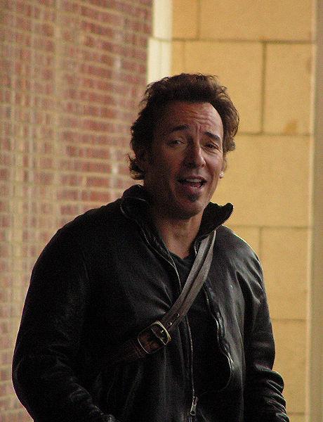 Bruce Springsteen--The Boss