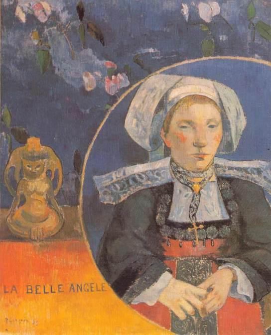 La Belle Angele, 1889
