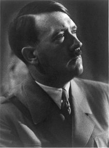 Chancellor of Germany Hitler