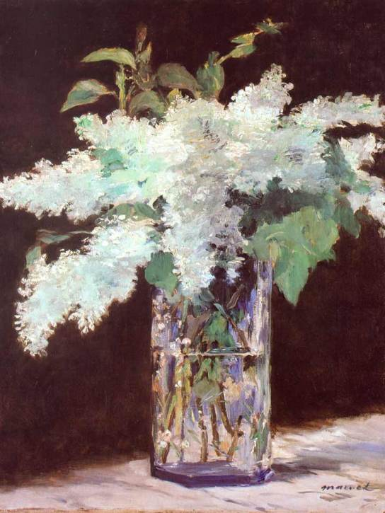 Bouquet of Lilacs, 1882
