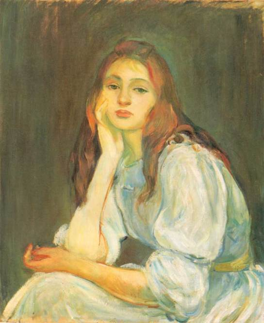 Julie Daydreaming, 1894