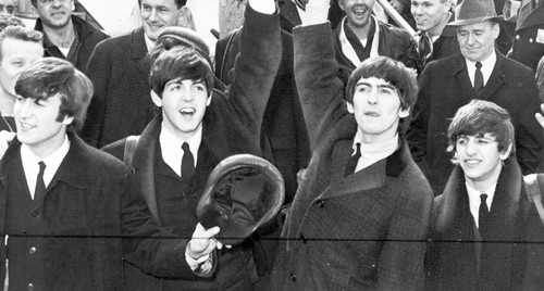The Beatles in New York
