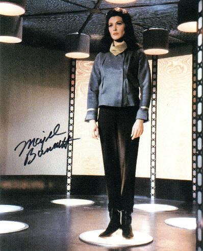 Majel Barrett Roddenberry, The First Lady of Star Trek