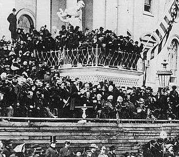 President Lincoln Second Inaugration Speech
