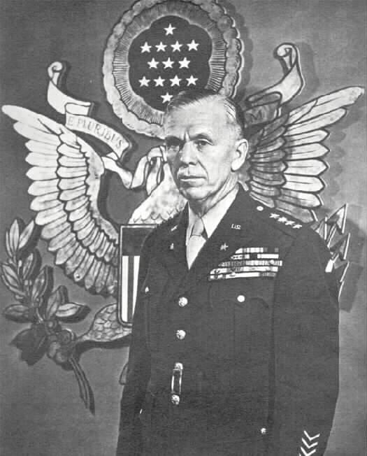 general_geroge_marshall_army