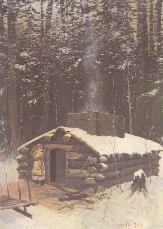 Antoines Cabin, 1890
