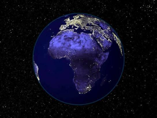 earthatnight_africa