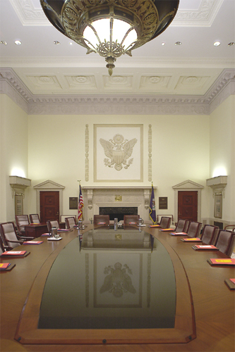 Eccles Building Boardroom