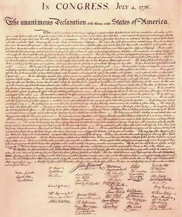 John Adams – Snippett  |Declaration Of Independence Signatures John Adams