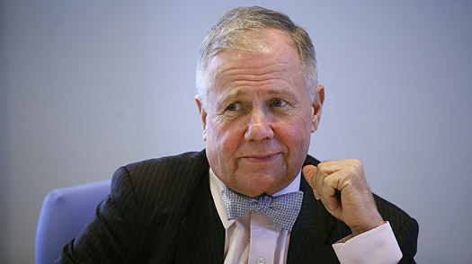 Jim Rogers: Secretary of the Treasury Tim Geithner and Federal ...