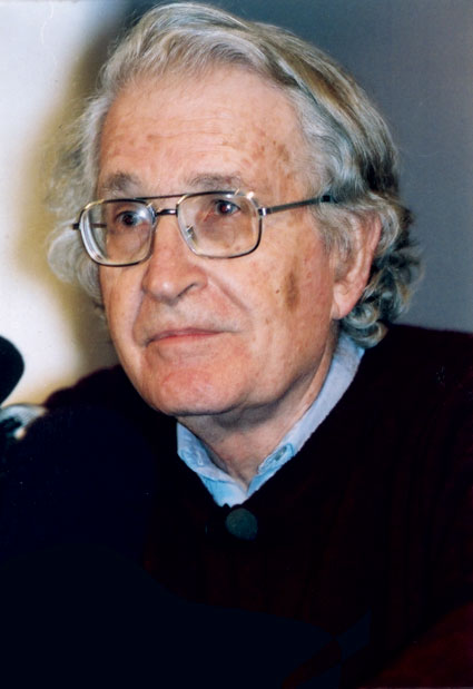 Noam Chomsky • Think It Through | Tweed's