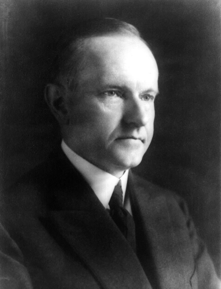 Calvin Coolidge Net Worth