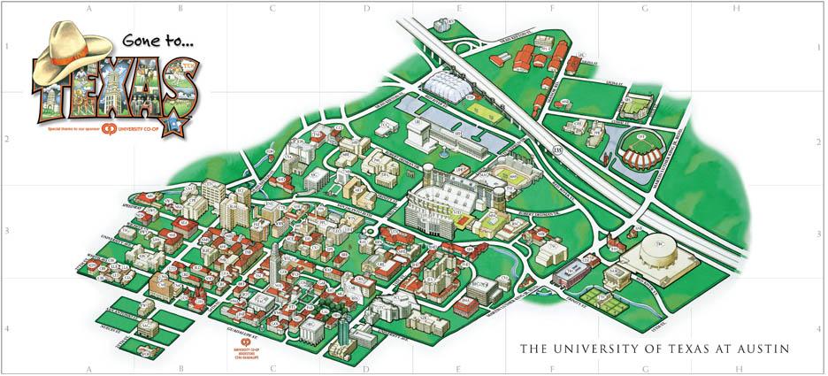 University Of Texas At Austin Campus Map | Business Ideas 2013 on utsw map pdf, dc map pdf, ct map pdf,