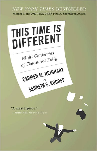 63fd7f92214 Carmen M. Reinhart and Kenneth S. Rogoff–This Time Is Different  Eight  Centuries of Financial Folly–A Decade of Debt–Videos