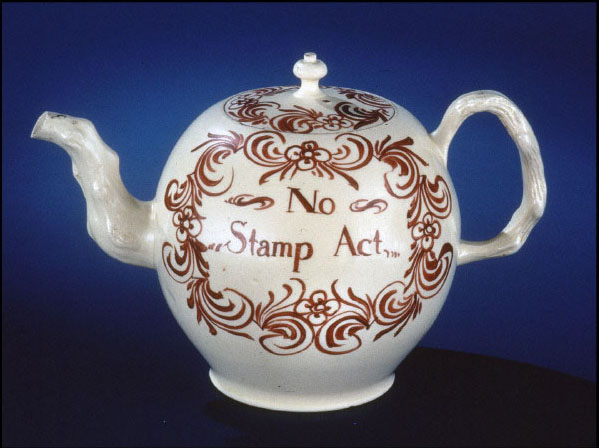 On March 221785 The Stamp Act Was Passed Colonist Reaction
