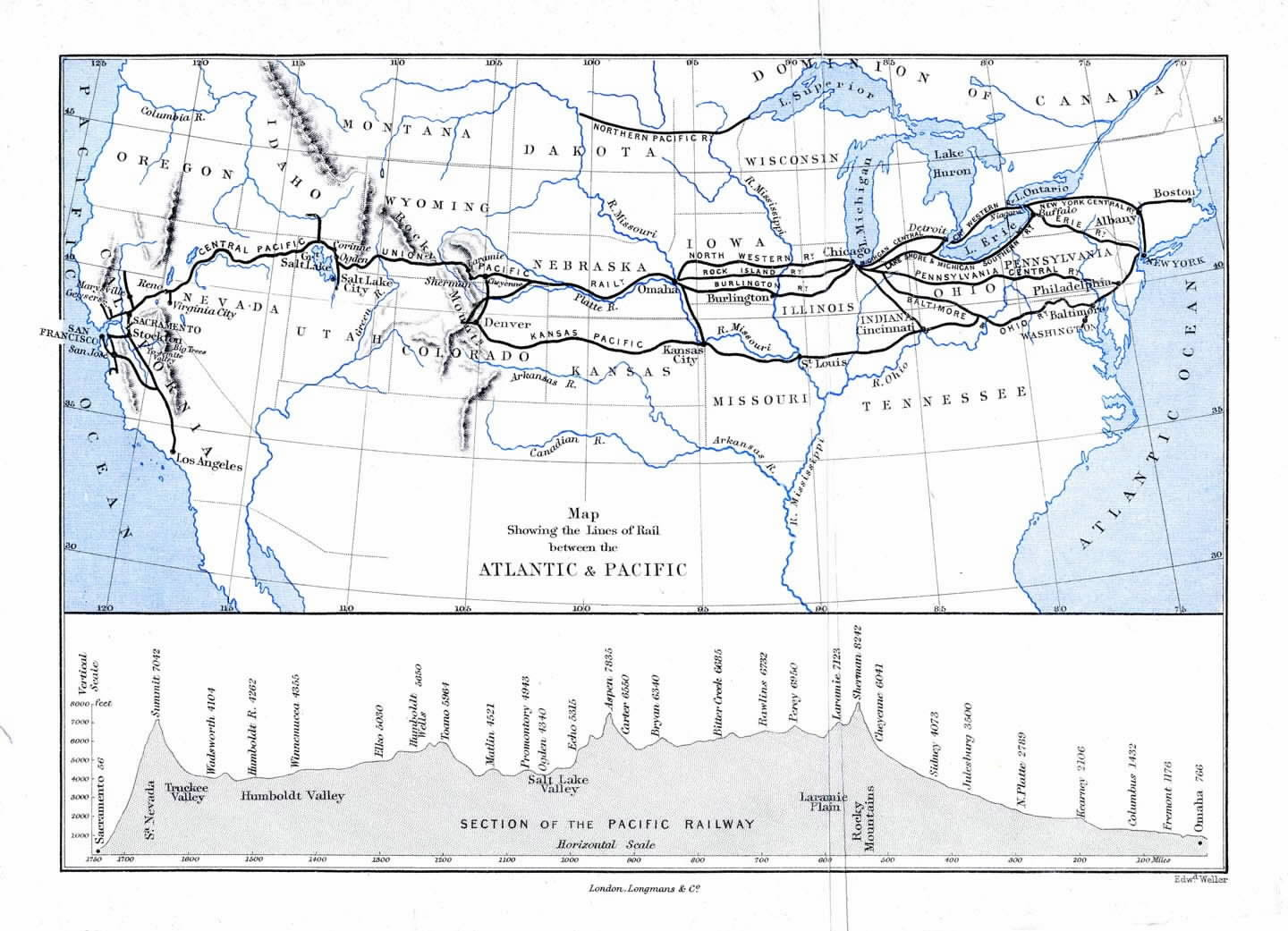 a history of transcontinental railroads The transcontinental railroad greatly boosted america's economy and contributed to the westward expansion before the railroad, the fastest way to migrate to the west was by wagon, a journey fraught with danger over plains, deserts, mountains and rivers.