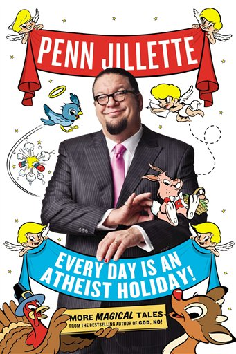 Book Review Every Day Is an Atheist Holiday