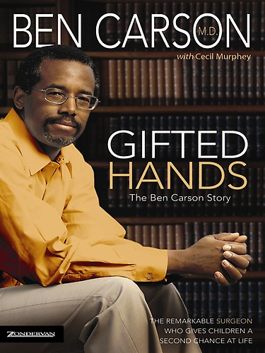 Gifted hands book report