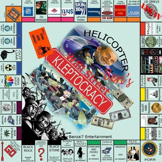 kleptcrocy