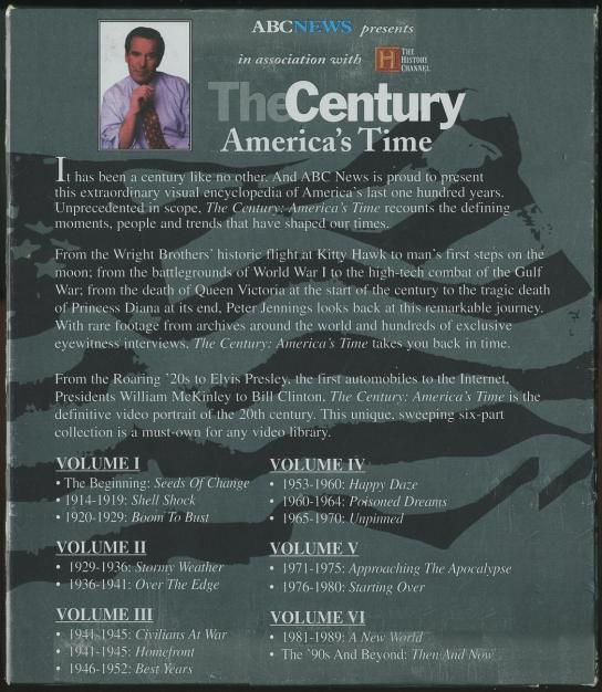 the century america s time videos pronk palisades. Black Bedroom Furniture Sets. Home Design Ideas