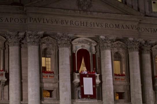 St. Peters Square, Pope Francesco