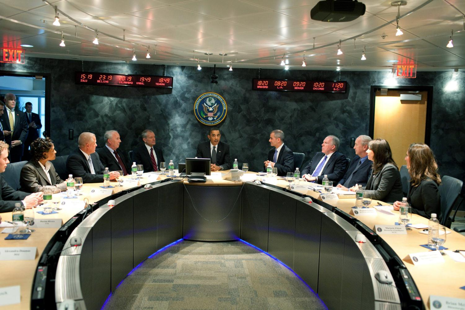 an overview of the activities of the national counterterrorism center nctc • national counterterrorism center (nctc): the 2004 intelligence reforms designated nctc as the organization dedicated to integrating the ic's overall counterterrorism efforts nctc's.