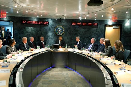 Barack-Obama-at-the-National-Counterterrorism-Center-in-2009