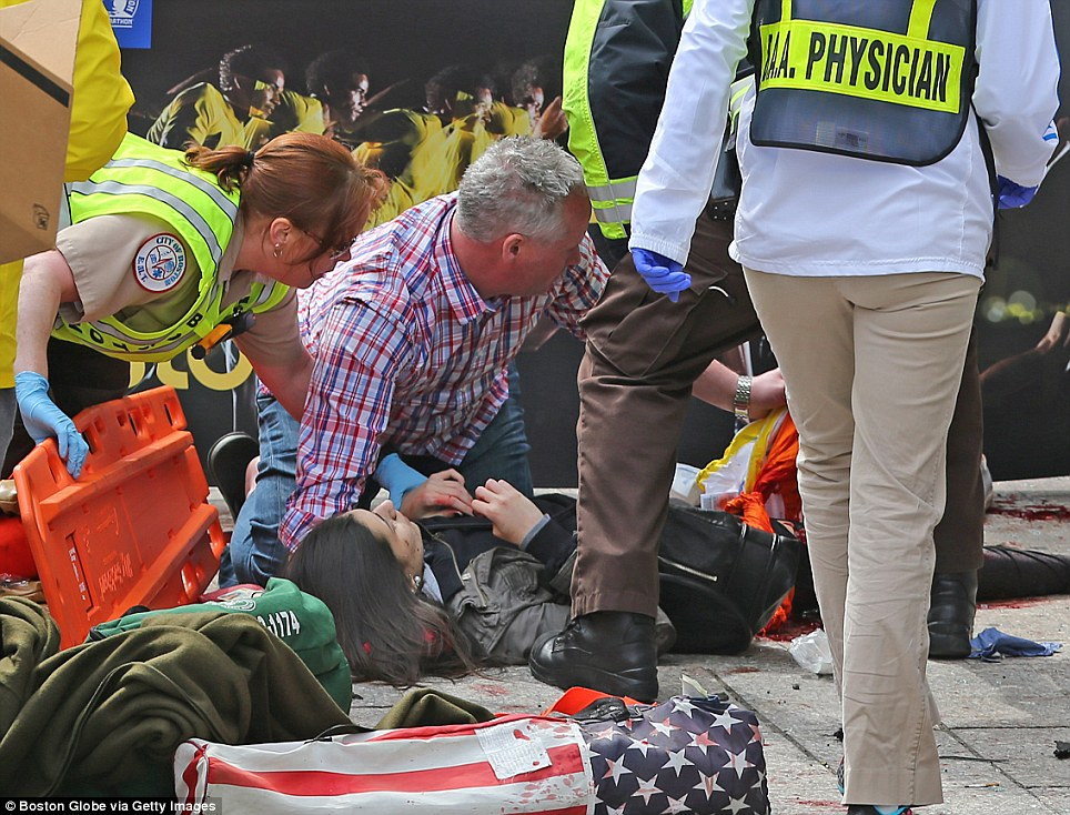 Bombing of Boston Marathon | Pronk Palisades