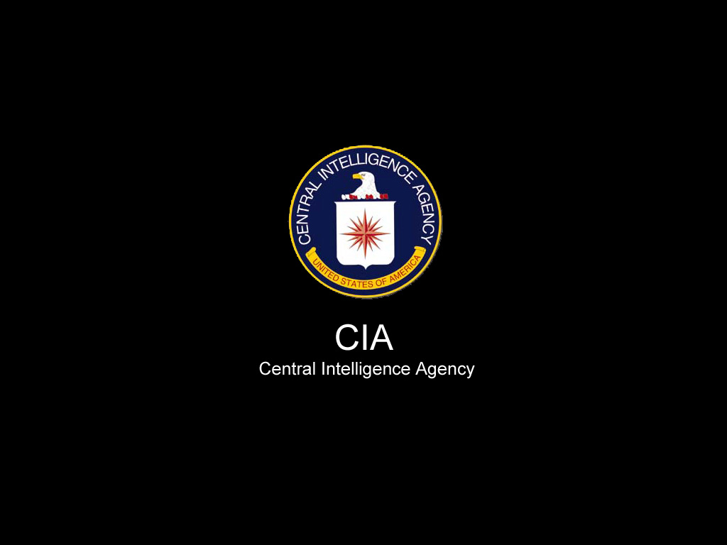 Central Intelligence Agency The Company