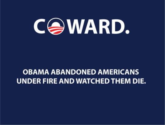 Obama benghazi coward
