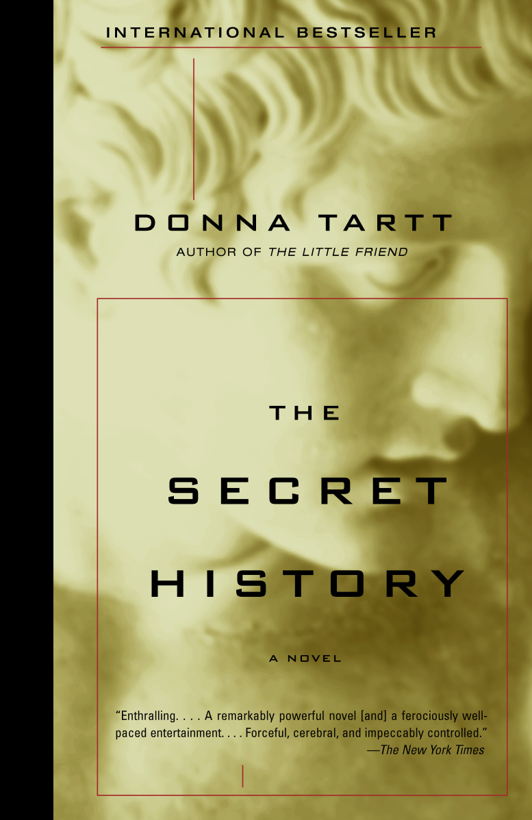 Image result for the secret history book cover
