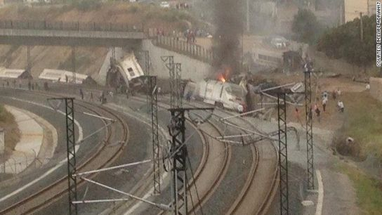 High-speed-train-derails-in-Spain