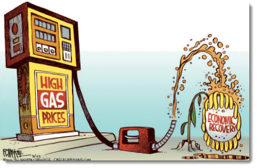 obama-rising-gas-prices-cartoon-economic-recovery-dying
