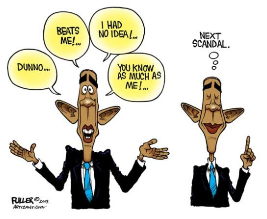 ObamaScandal