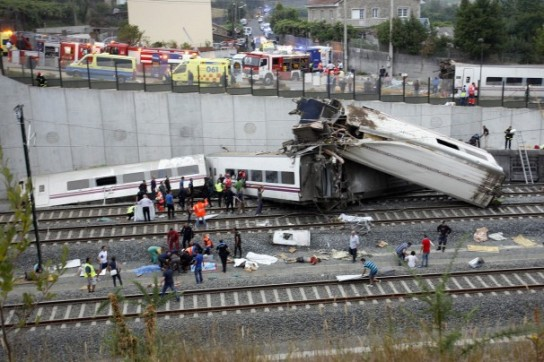 SPAIN-TRAIN_crash