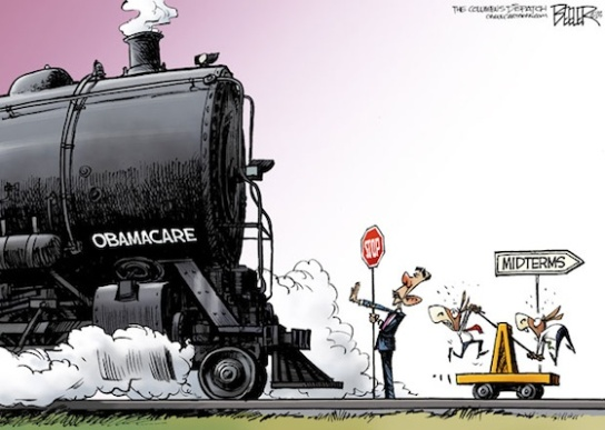 Beeler-Obamacare-train-wreck