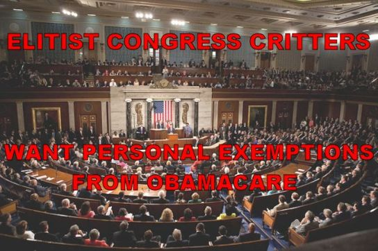 congress-critters-obamacare-exemptions