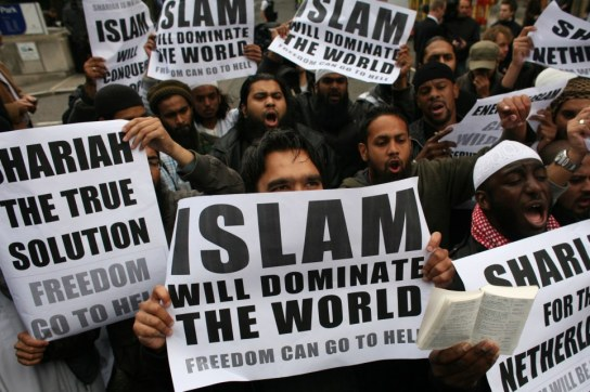 islam-will-dominate-the-world-banners