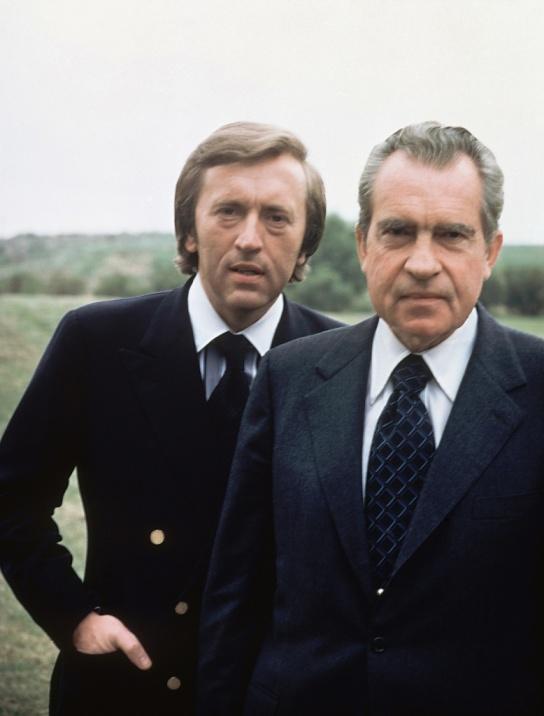 Richard Nixon, David Frost