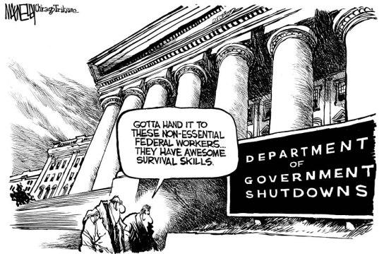 Department_shutdowns