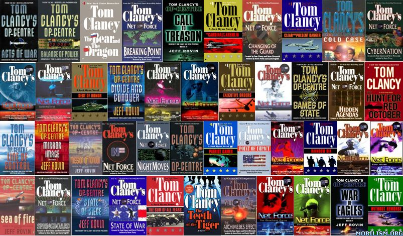 the life and work of the american writer tom clancy The 10 best tom clancy books  to support our work skip to the best tom clancy book on  later in the author's life the last five book's clancy published were .