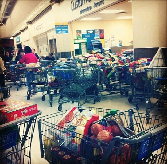 walmart-food-ravaged-EBT-Outage