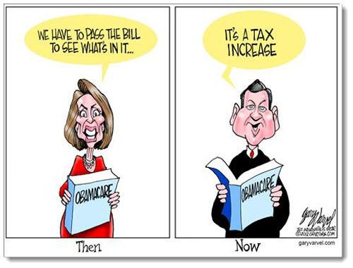 Obamacare tax increase